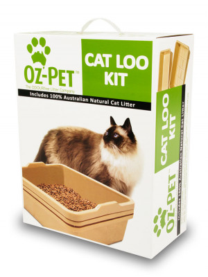 Oz-Pet Cat Loo Kit  (Including Postage)