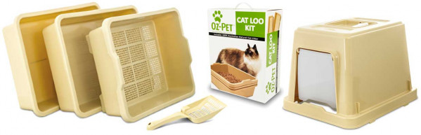 Cat Loo Kit plus Hood