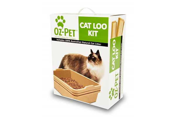 OZ-PET CAT LOO